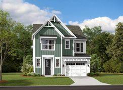 Canby - Bishop's Landing - Beach Villa: Millville, Delaware - Beazer Homes
