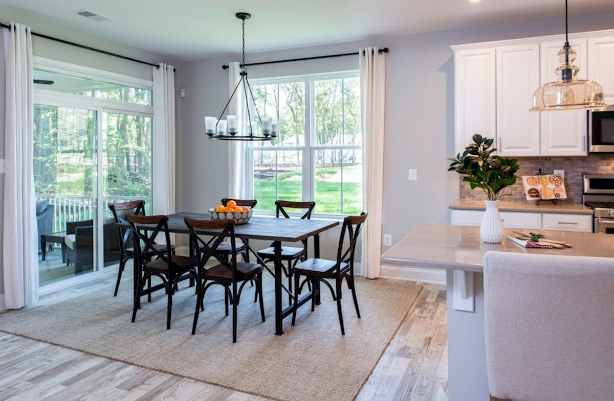 Kitchen featured in the Bayard By Beazer Homes in Sussex, DE