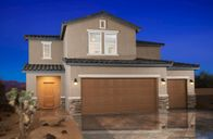 Burson - Ranch Enclave by Beazer Homes in Las Vegas Nevada