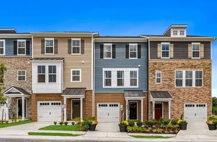 St. Michael (Ext.) - The Ridge: Hanover, District Of Columbia - Beazer Homes