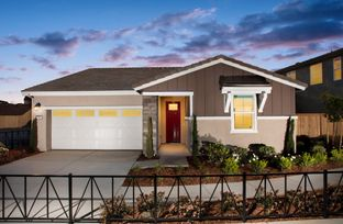 Plan 1 - Greyson at Twelve Bridges: Lincoln, California - Beazer Homes