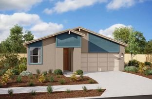 Plan 1 - Verrado at Solaire: Roseville, California - Beazer Homes