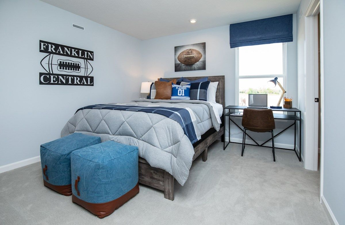 'Creekside' by Beazer Homes - Indianapolis in Indianapolis
