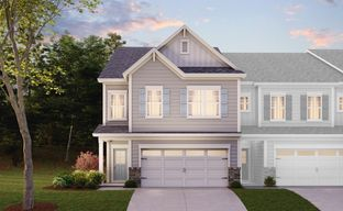 Thornebury at Town Hall - Artisan by Beazer Homes in Raleigh-Durham-Chapel Hill North Carolina