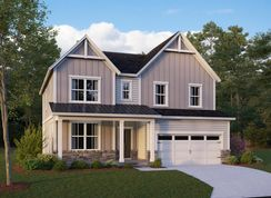 Beckett - Thornebury at Town Hall - Legacy: Morrisville, North Carolina - Beazer Homes