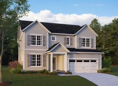 Miller - Thornebury at Town Hall - Legacy: Morrisville, North Carolina - Beazer Homes