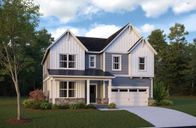 Thornebury at Town Hall - Legacy by Beazer Homes in Raleigh-Durham-Chapel Hill North Carolina