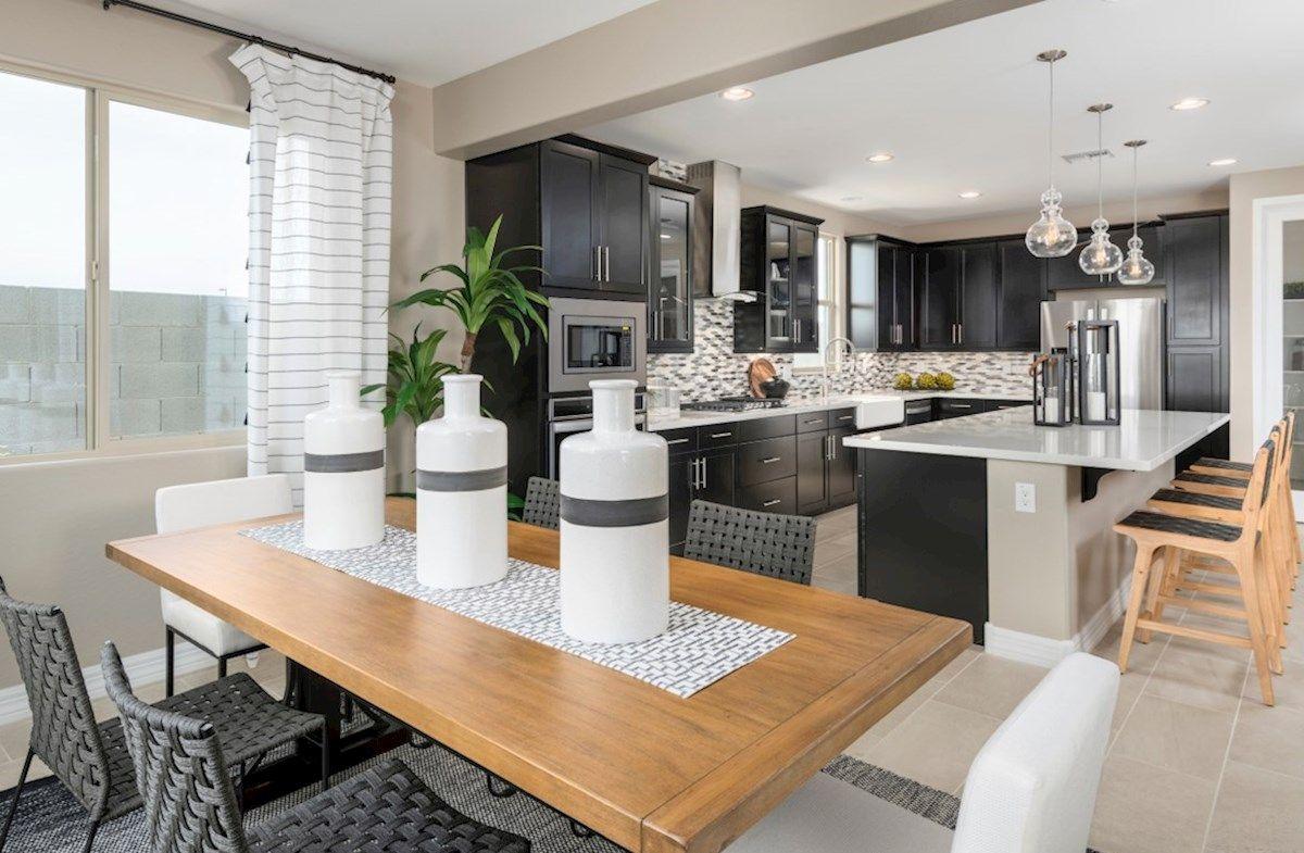 Kitchen featured in the Savannah By Beazer Homes in Phoenix-Mesa, AZ