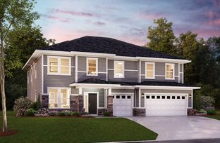 Hendricks - West Rail At The Station: Westfield, Indiana - Beazer Homes