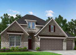 Mckinney - Ashbel Cove at Baytown Crossings - Heritage Collection: Baytown, Texas - Beazer Homes