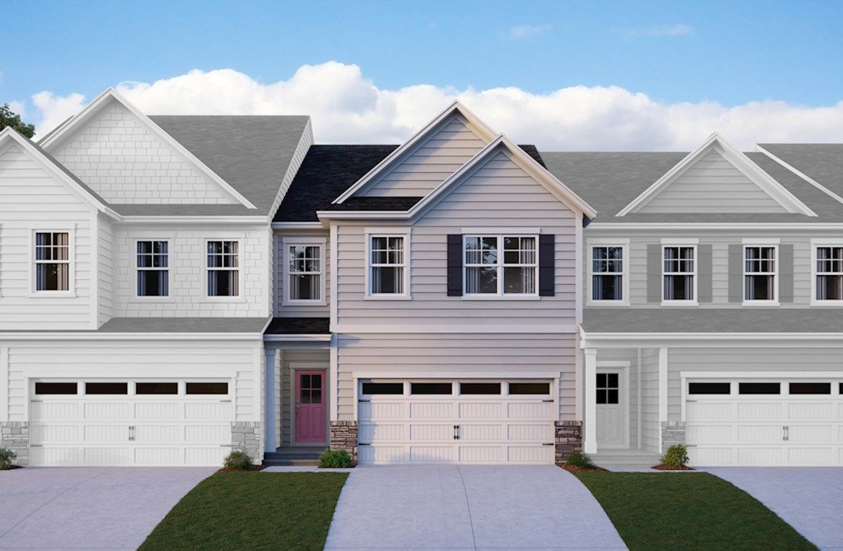 Exterior featured in the Braxton By Beazer Homes in Raleigh-Durham-Chapel Hill, NC