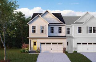 Parker - Roberts Crossing: Cary, North Carolina - Beazer Homes