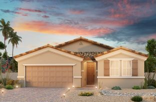 Spring - Gatherings® at Shadow Crest: Mesquite, Nevada - Beazer Homes