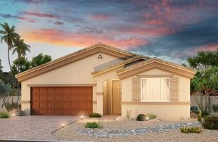 Willow - Gatherings® at Shadow Crest: Mesquite, Nevada - Beazer Homes