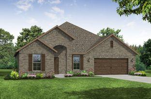 Adler - The Villages of Hurricane Creek: Garland, Texas - Beazer Homes