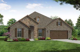 Adler - The Villages of Hurricane Creek: Anna, Texas - Beazer Homes