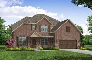 Madison - The Villages of Hurricane Creek: Garland, Texas - Beazer Homes