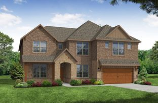 Albany - The Villages of Hurricane Creek: Garland, Texas - Beazer Homes