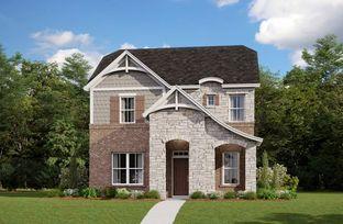 Chadwick - Lochridge - Cottages: Nolensville, Tennessee - Beazer Homes