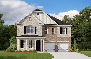 Ashford - Herrington: Mount Juliet, Tennessee - Beazer Homes