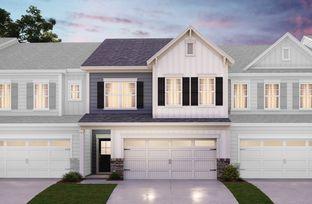 Addison - Thornebury at Town Hall - Artisan: Morrisville, North Carolina - Beazer Homes