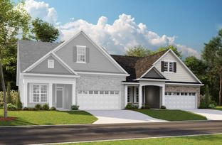Tuscany - Millers Walk Duets: Noblesville, Indiana - Beazer Homes