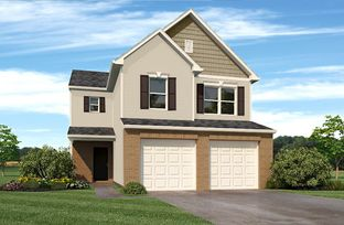 Manchester - Creekside: Columbus, Indiana - Beazer Homes