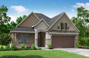 Cameron - Ashbel Cove at Baytown Crossings - Heritage Collection: Baytown, Texas - Beazer Homes