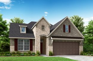 Crockett - Bridgeland: Prairieland Village: Cypress, Texas - Beazer Homes