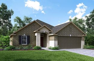 Anderson - Ashbel Cove at Baytown Crossings - Heritage Collection: Baytown, Texas - Beazer Homes