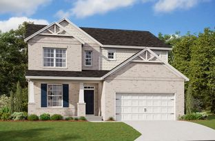 Garner - Lochridge - Signatures: Nolensville, Tennessee - Beazer Homes