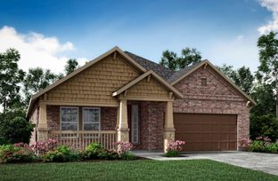 Madison - Bonbrook Lakes: Rosenberg, Texas - Beazer Homes