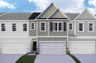 Mantouk II - Carpenters Pointe: Cary, North Carolina - Beazer Homes