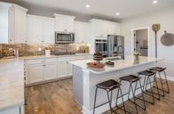 West Rail At The Station by Beazer Homes in Indianapolis Indiana
