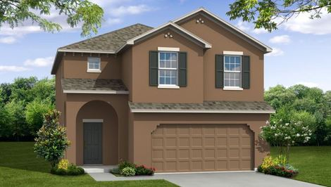 Long Lake Ranch In Lutz Fl New Homes Amp Floor Plans By