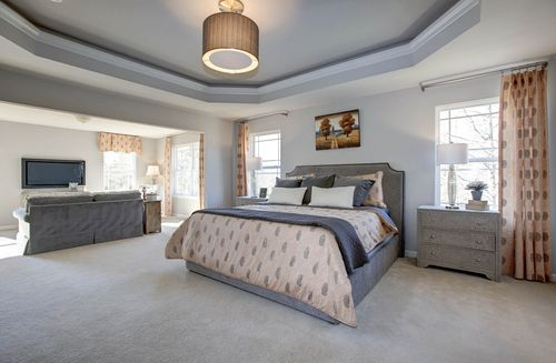 Bedroom-in-Jefferson-at-Harpers Run-in-Leesburg
