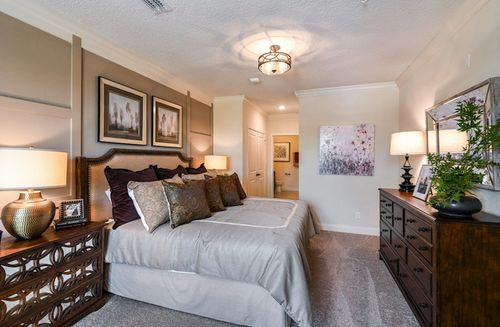 Bedroom-in-Aspen with Study-at-Gatherings® of Lake Nona-in-Orlando