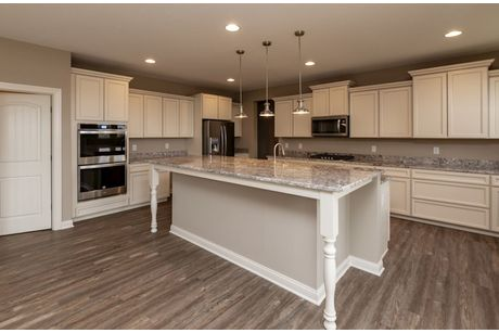 Kitchen-in-Oakhill-at-Hampshire Meridian Collection-in-Zionsville