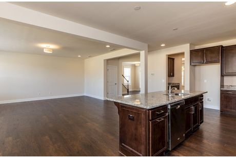 Kitchen-in-Belmont-at-Avocet-in-Holly Springs