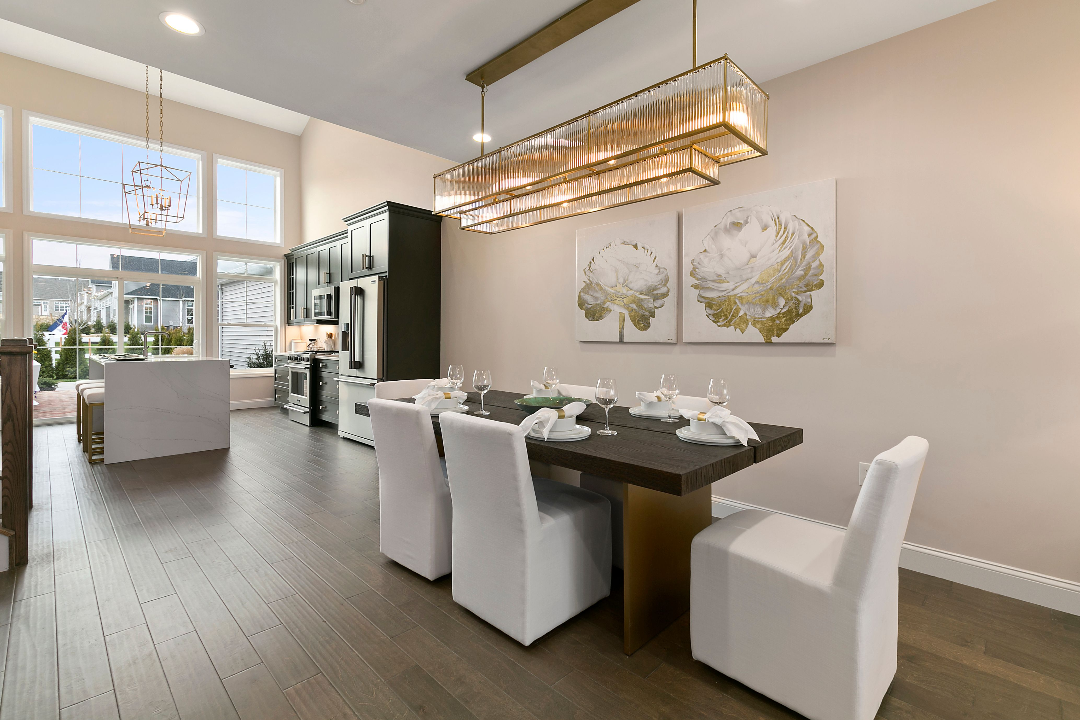 Living Area featured in The Fairlawn By Beechwood Homes in Nassau-Suffolk, NY