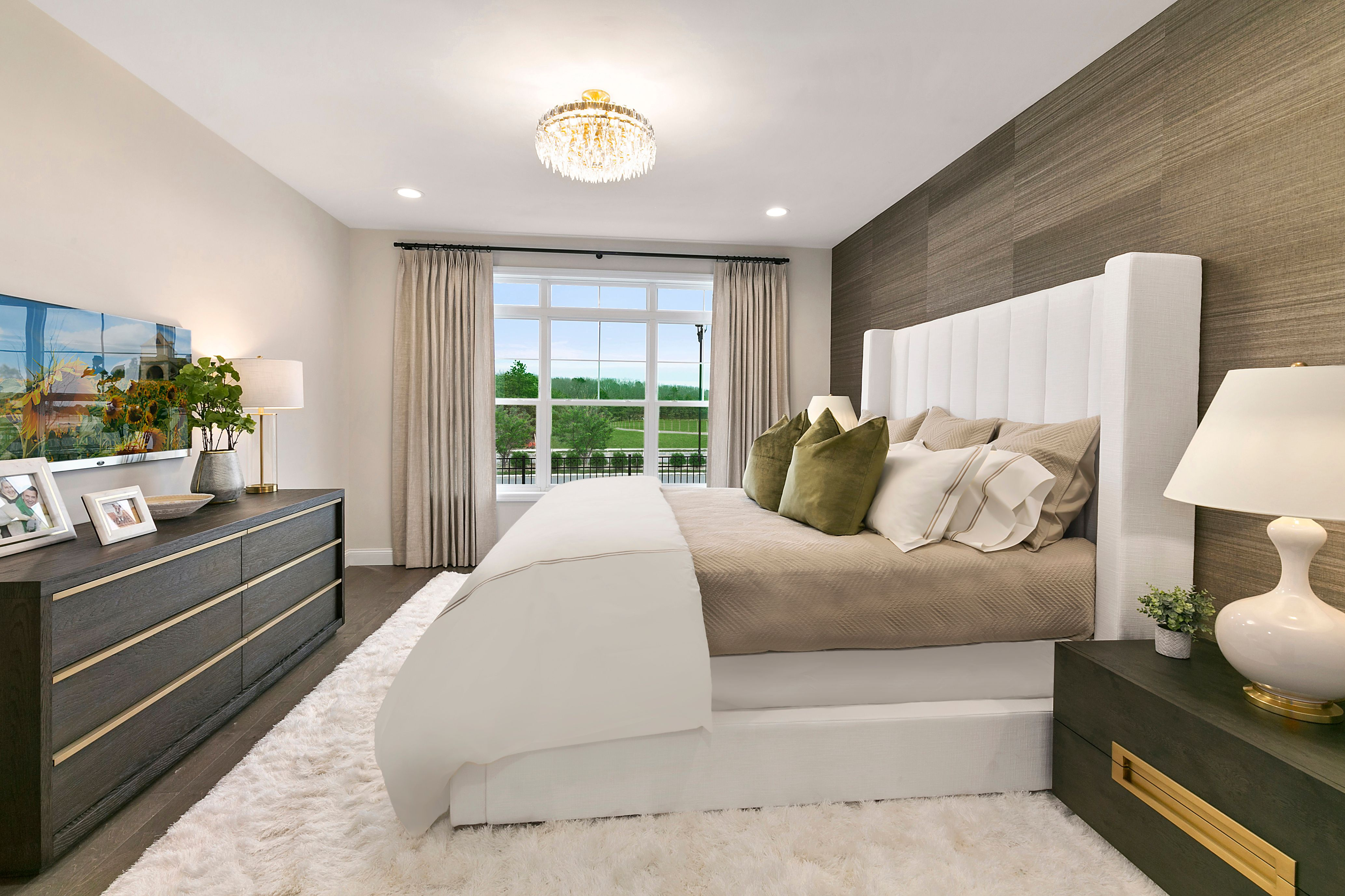 Bedroom featured in The Fairlawn By Beechwood Homes in Nassau-Suffolk, NY