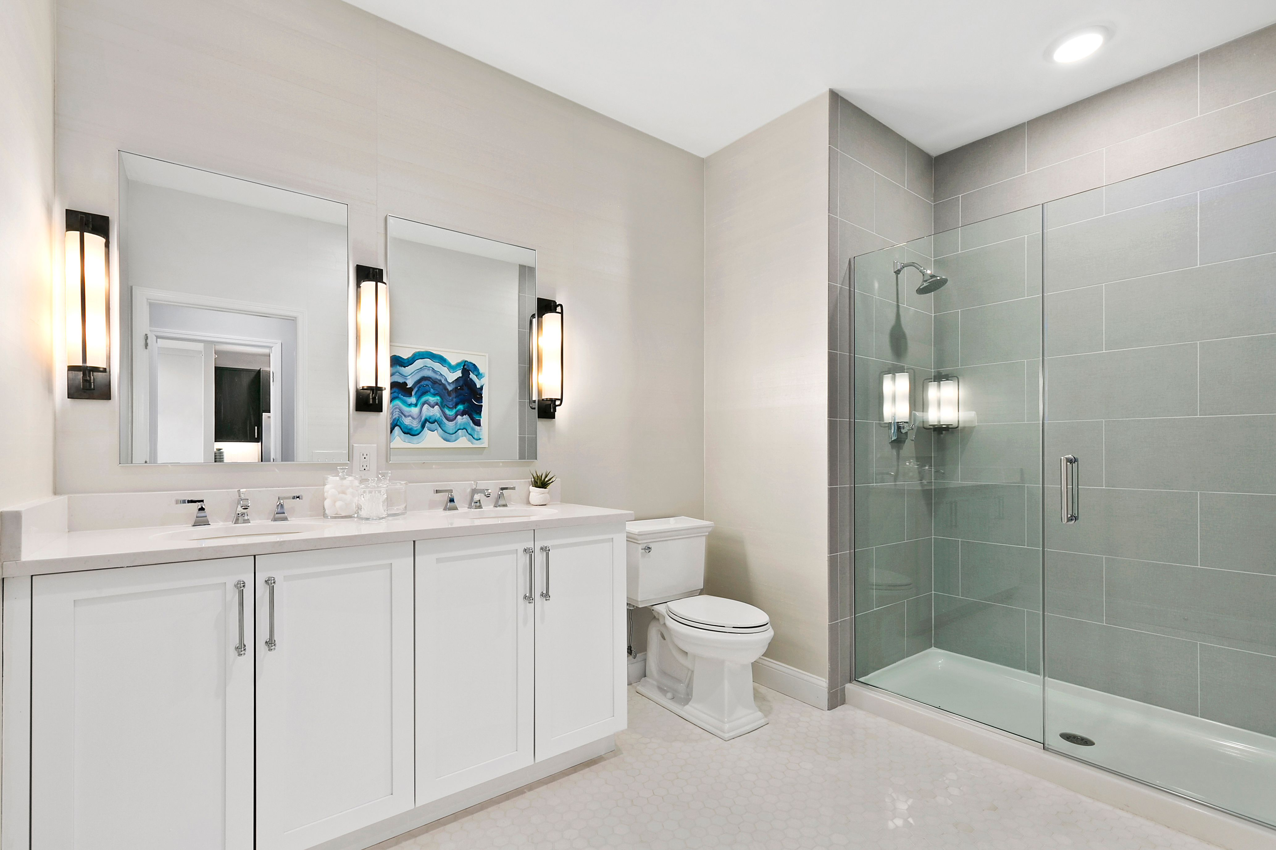 Bathroom featured in The Bradford By Beechwood Homes in Nassau-Suffolk, NY