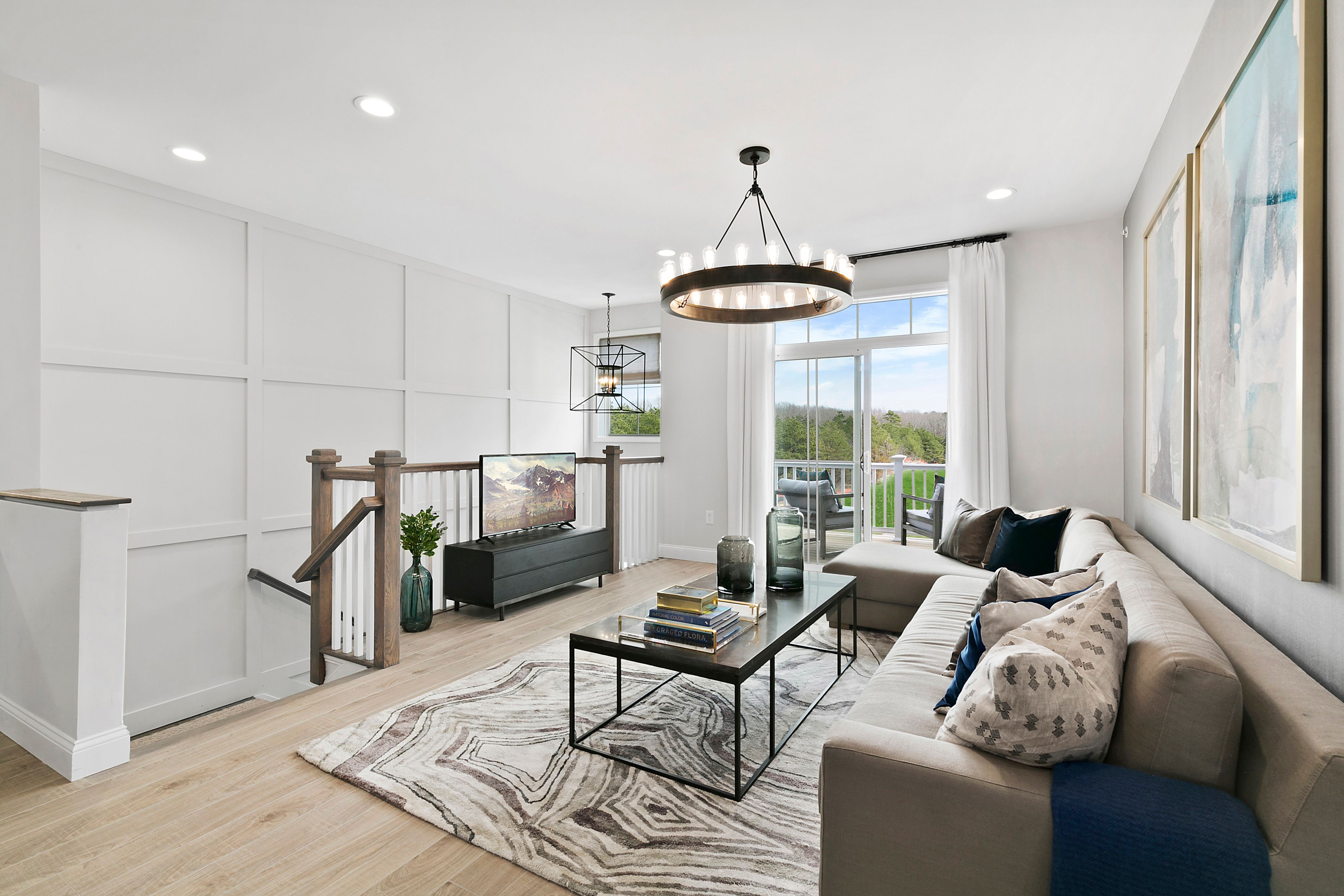 Living Area featured in The Bradford By Beechwood Homes in Nassau-Suffolk, NY