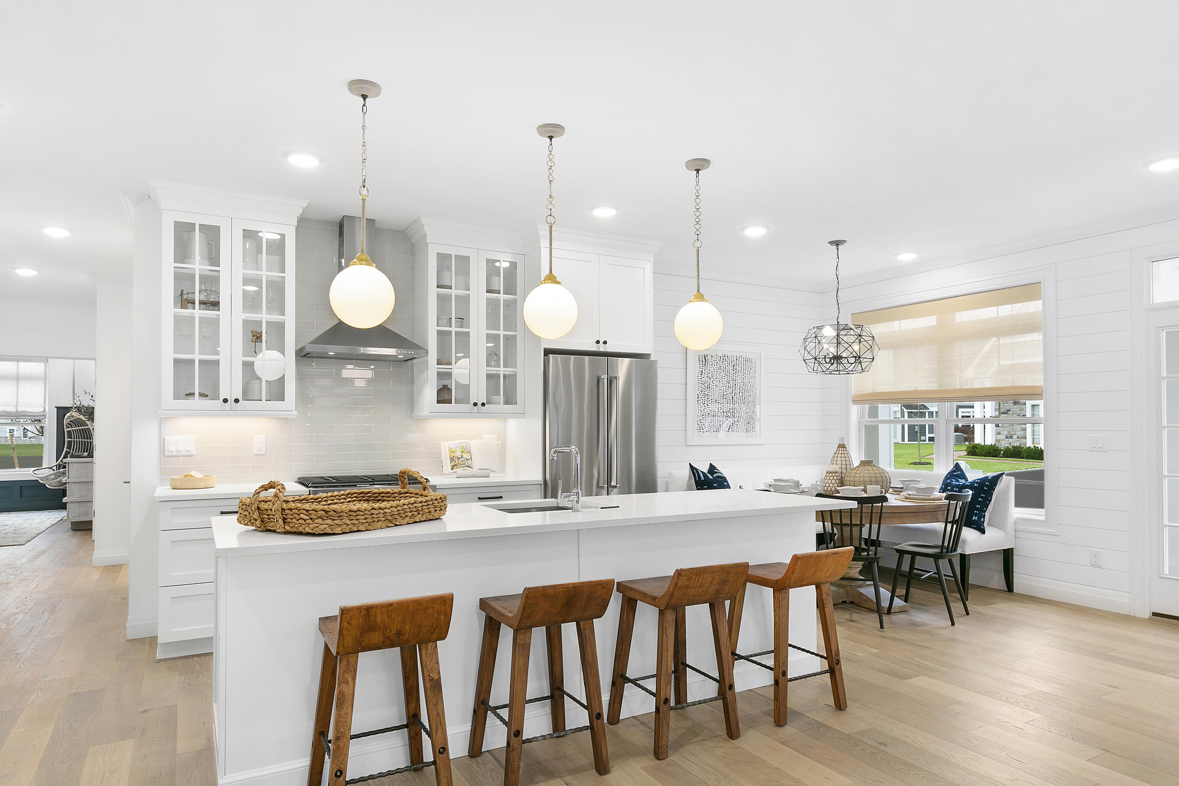 Kitchen featured in The Fairfax By Beechwood Homes in Nassau-Suffolk, NY