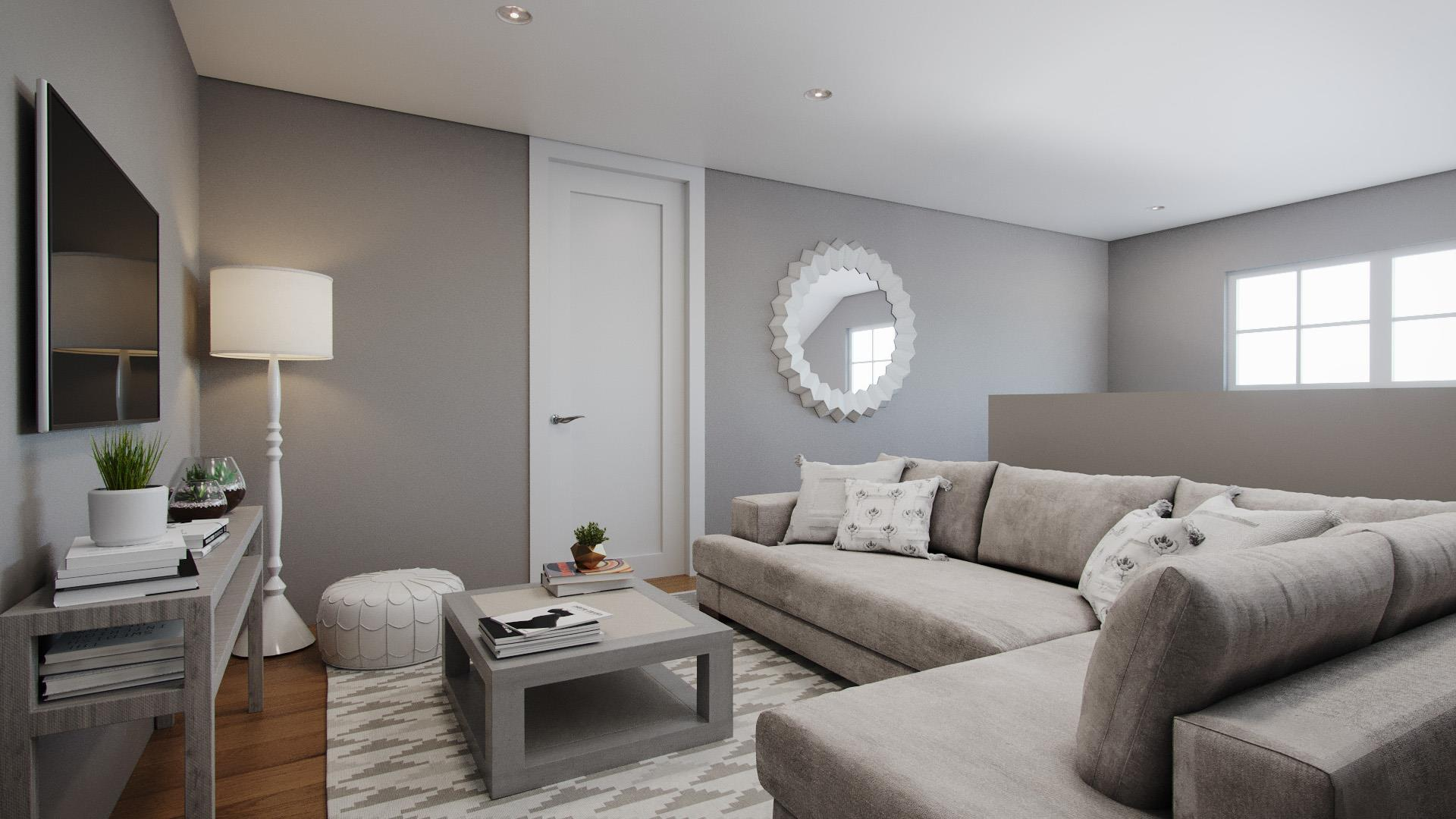 Living Area featured in The Barrett By Beechwood Homes in Nassau-Suffolk, NY