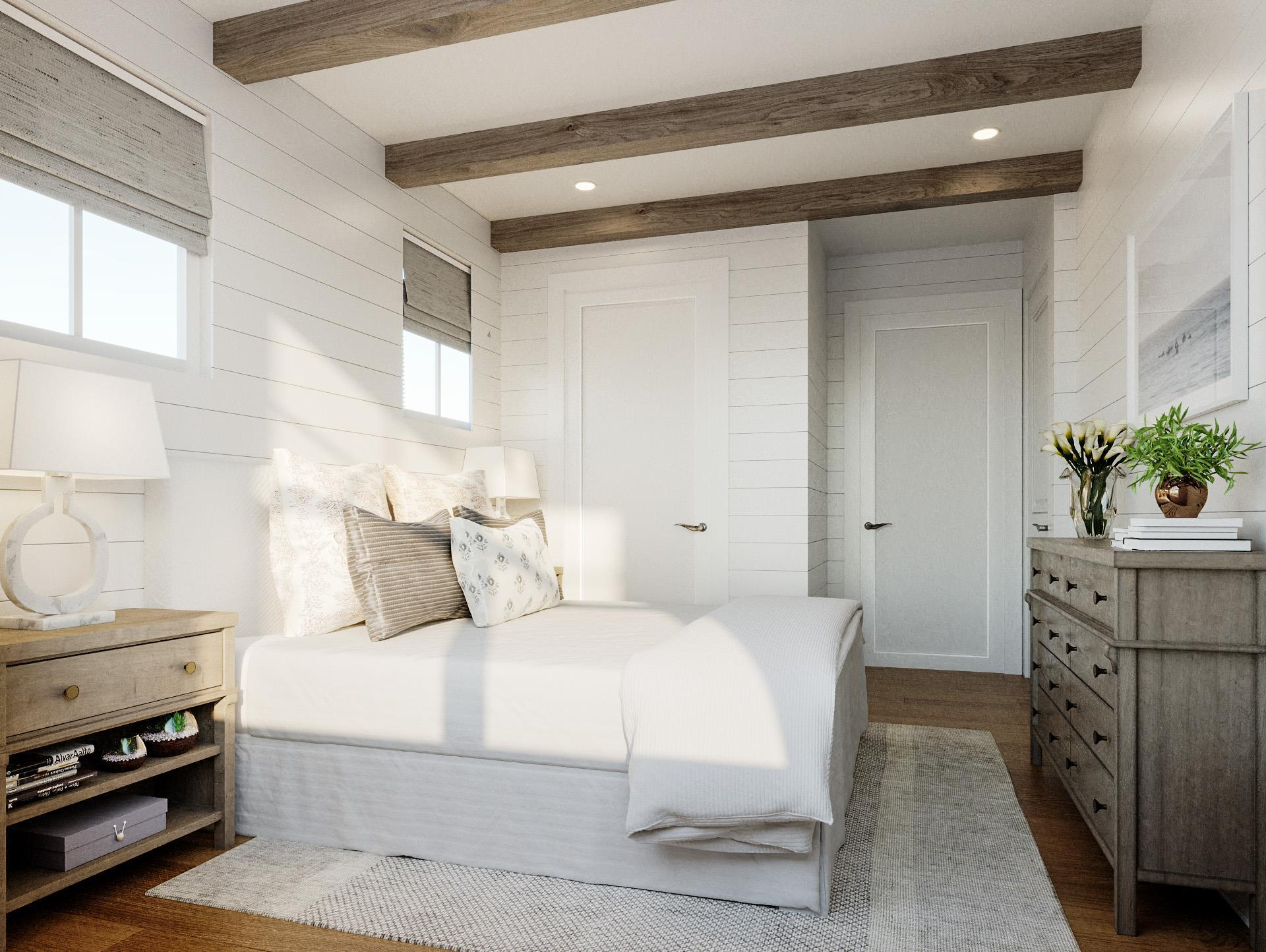 Bedroom featured in The Barrett By Beechwood Homes in Nassau-Suffolk, NY