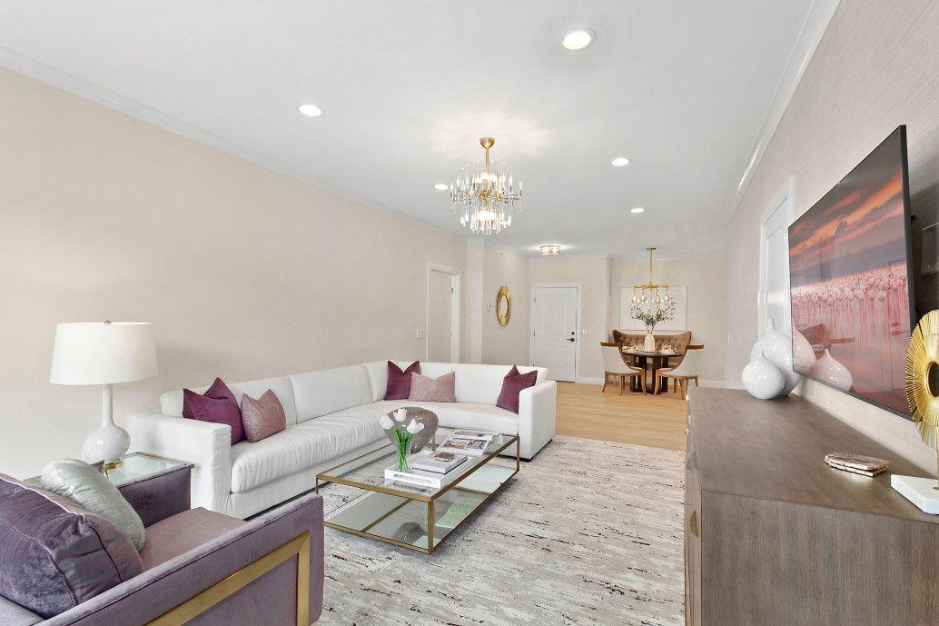 Living Area featured in the Amherst By Beechwood Homes in Nassau-Suffolk, NY