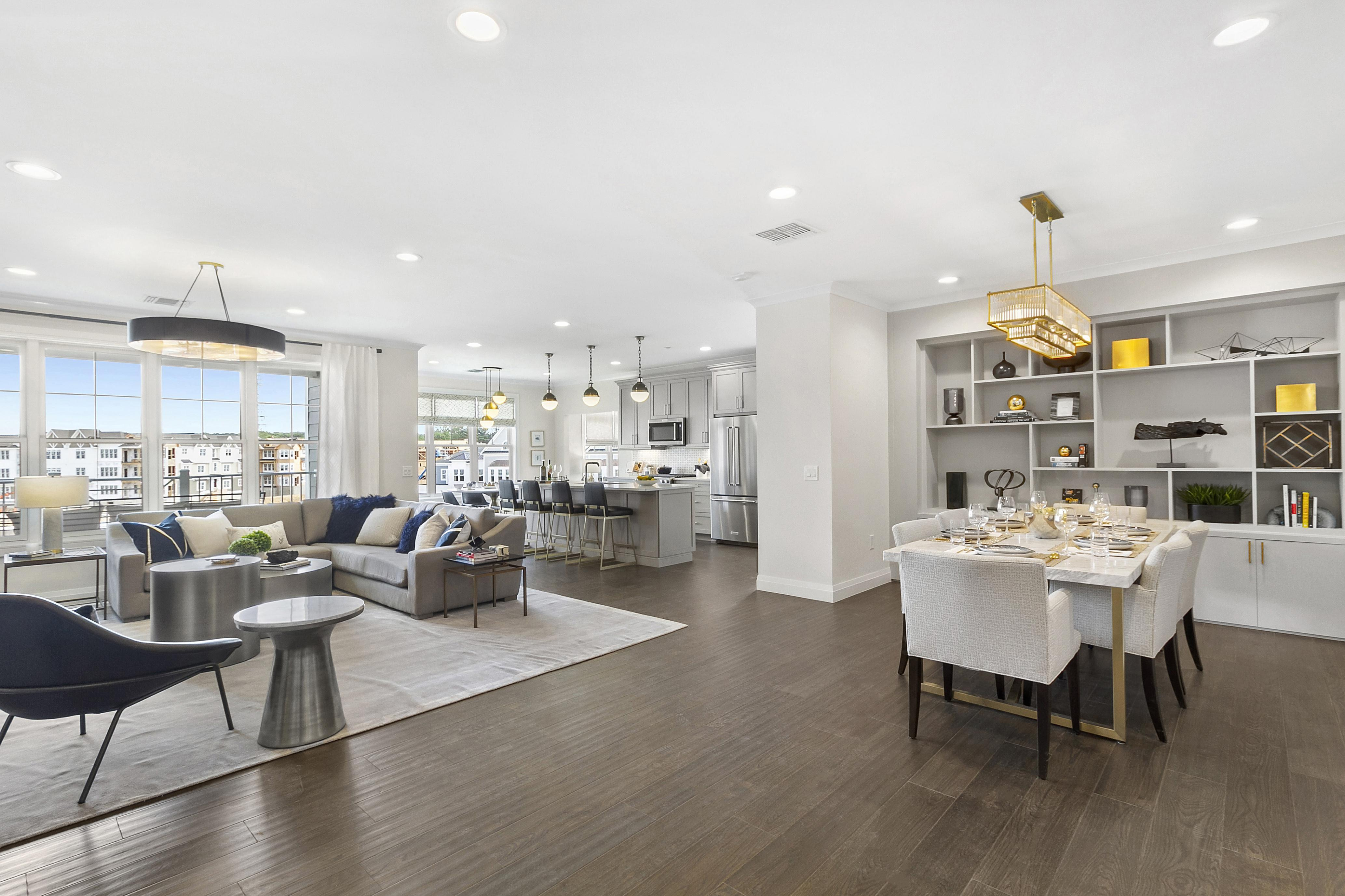 Living Area featured in the Essington By Beechwood Homes in Nassau-Suffolk, NY