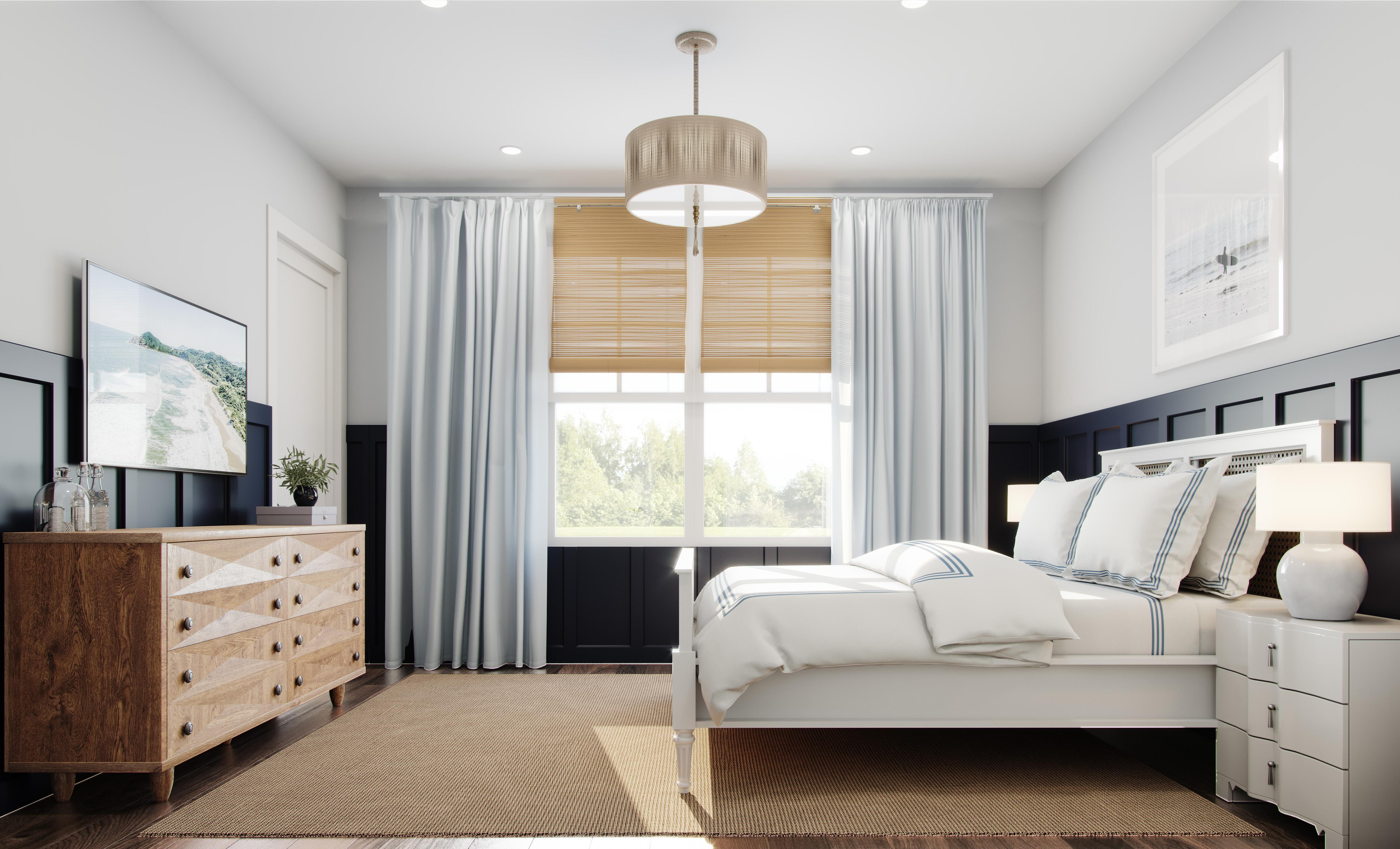 Bedroom featured in The Boxwood By Beechwood Homes in Nassau-Suffolk, NY
