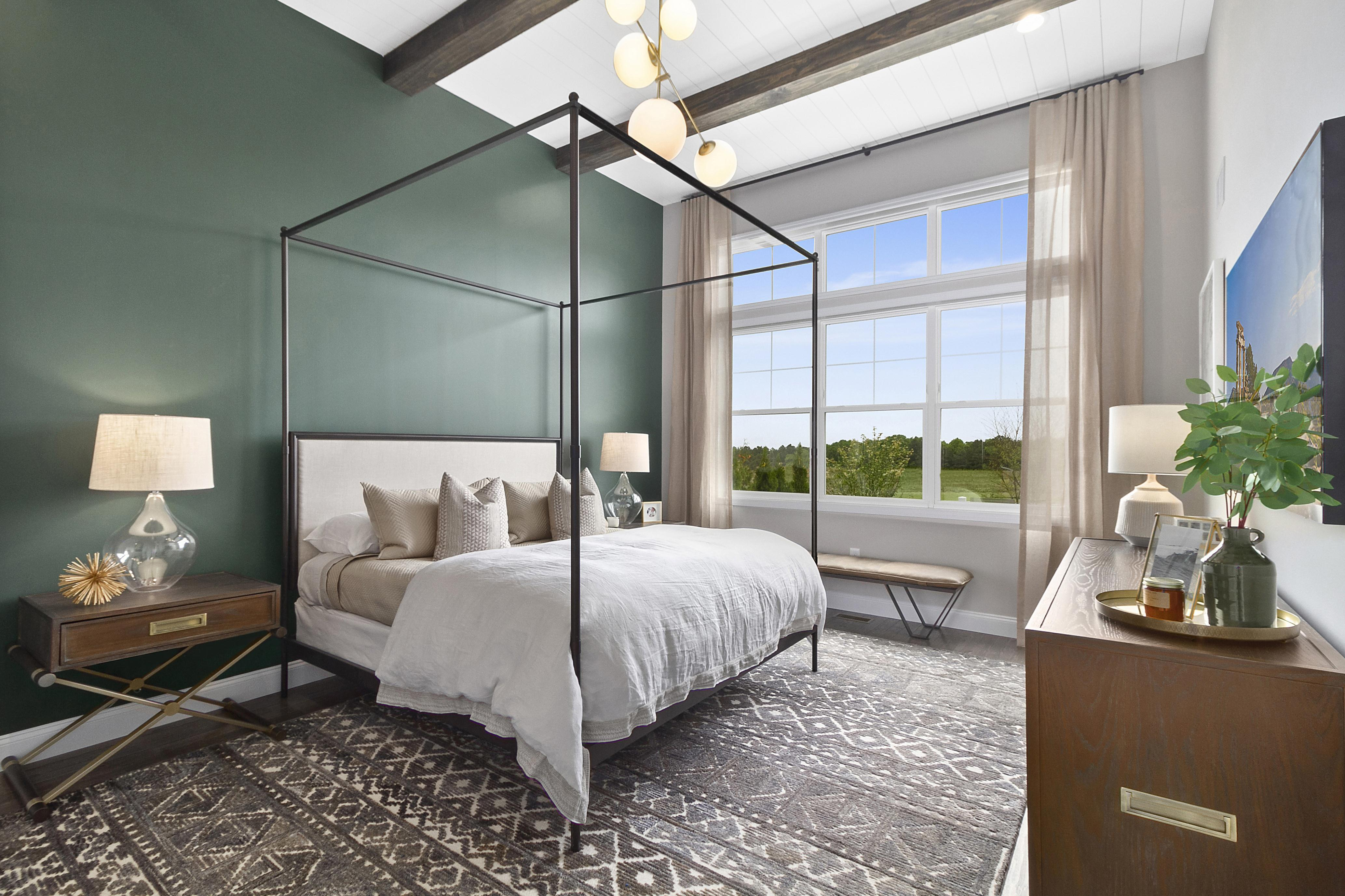 Bedroom featured in The Davenport By Beechwood Homes in Nassau-Suffolk, NY